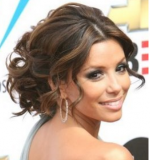 Special occasion hair like celebrities