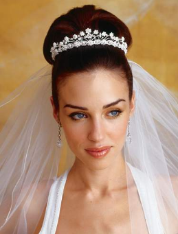 Traditional Bride Hair with veil